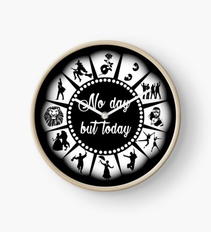 Broadway Clock Clock