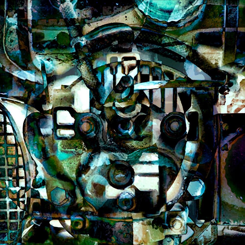 Mower by DigitalMuse