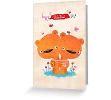 Together Forever Greeting Card