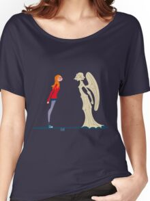 Don T Blink Women's Relaxed Fit T-Shirt