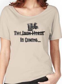 The Iron lag... Women's Relaxed Fit T-Shirt