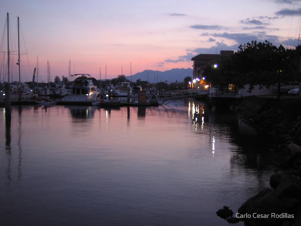 Subic Bay Yacht Club, Philippines by Carlo Cesar Rodillas