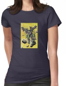 Symbiote! Womens Fitted T-Shirt