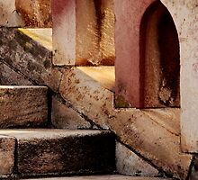 Stone Stairway by robjbez
