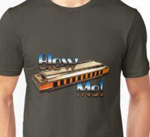 Blues Harmonica Unisex T-Shirt