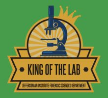 Jeffersonian's King of the Lab! Kids Tee