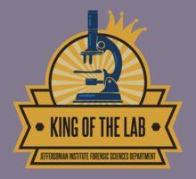 Jeffersonian's King of the Lab! Kids Tee