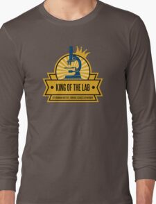 Jeffersonian's King of the Lab! Long Sleeve T-Shirt