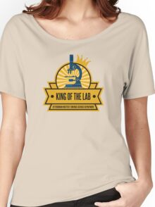 Jeffersonian's King of the Lab! Women's Relaxed Fit T-Shirt
