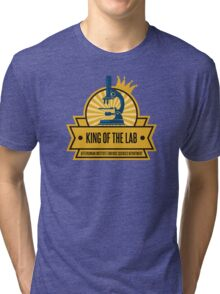 Jeffersonian's King of the Lab! Tri-blend T-Shirt