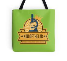 Jeffersonian's King of the Lab! Tote Bag