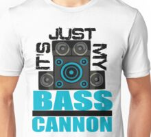 DJ Pon-3: Bass Cannon Unisex T-Shirt