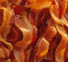 BACON  by Tony  Bazidlo