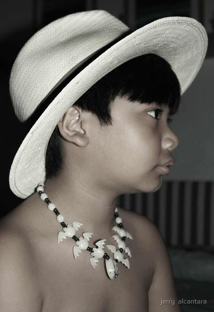 boy by jerry  alcantara