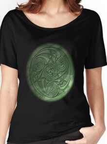 Shield Seal T-Shirt Style B Women's Relaxed Fit T-Shirt