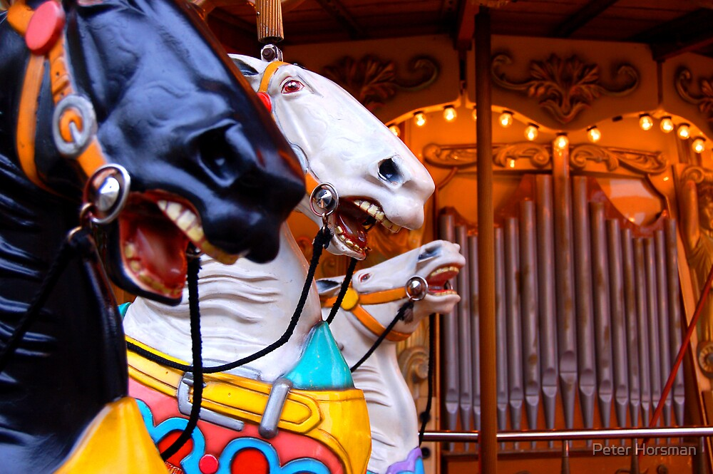 Carousel by Peter Horsman