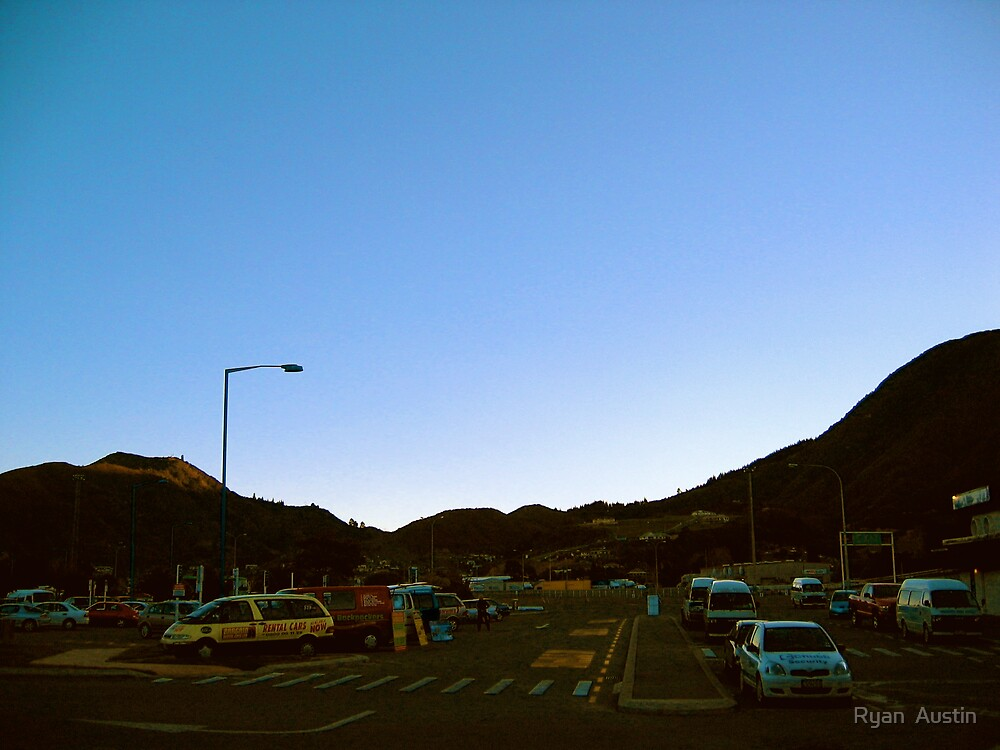 carpark by Ryan  Austin
