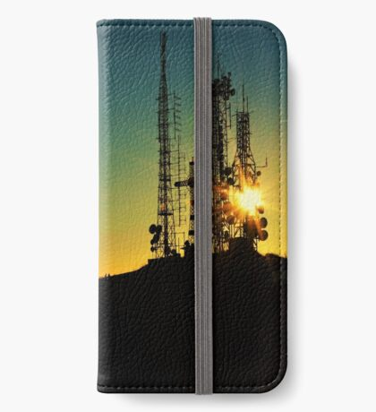 The aerials iPhone Wallet/Case/Skin