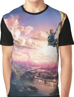 Breath Of The Wild Graphic T-Shirt
