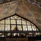 Topkapi Window by Anita Donohoe