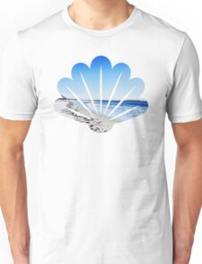 Seashell At The Beach Unisex T-Shirt