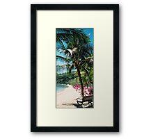 Whitsundays luxury Framed Print