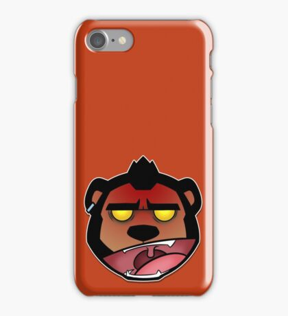 Phenomoji: Fury iPhone Case/Skin