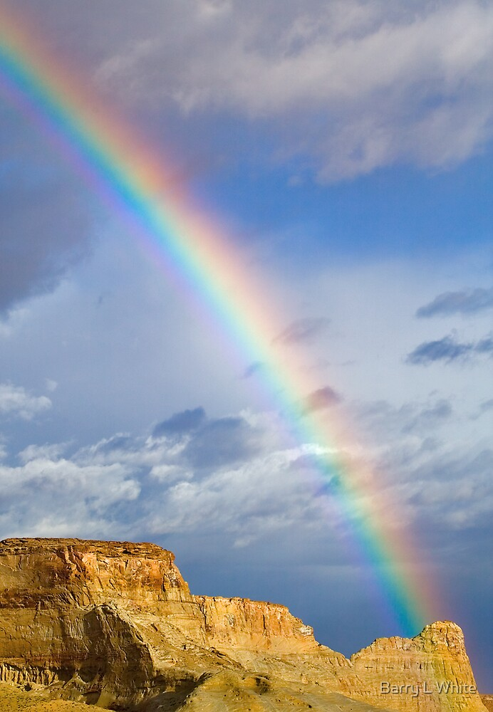 Lucky Rainbow by Barry L White