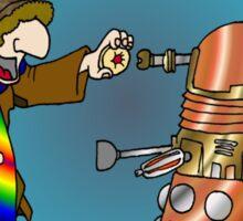 Good Boy, Bad Dalek Sticker