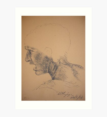 Da Vinci - copy Art Print