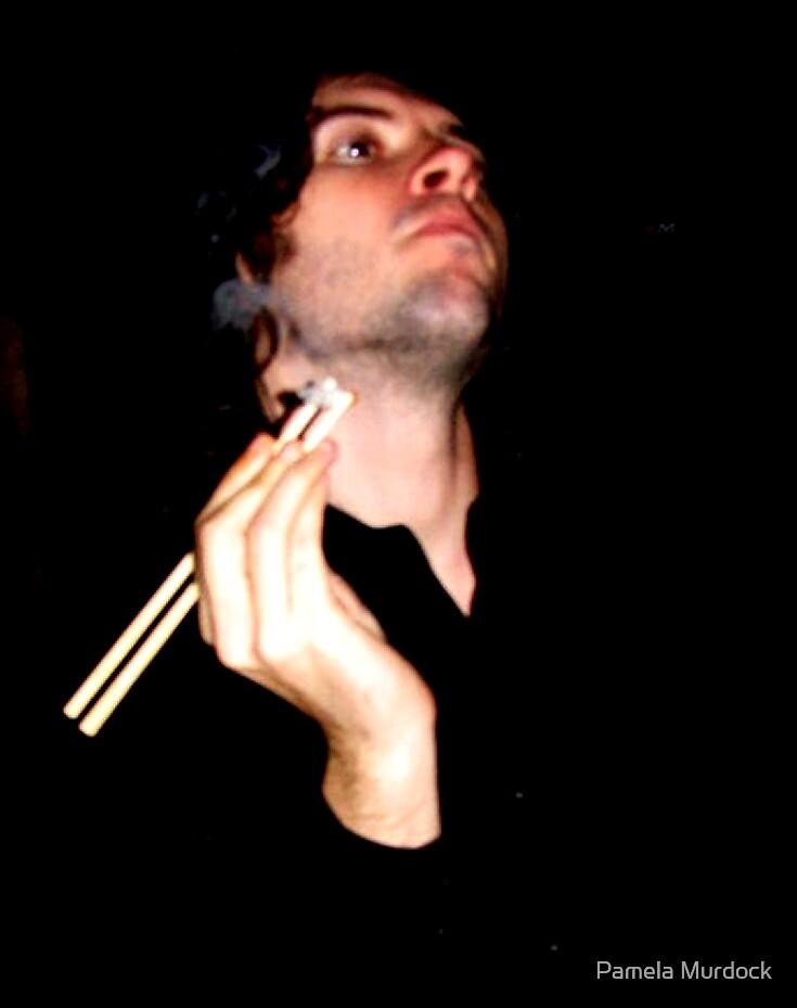 Smokin' with Chopsticks by Pamela Murdock