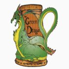 The Green Dragon by Skree