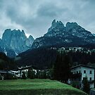Athesnia in Dolomites Italy 19840809 0007  by Fred Mitchell