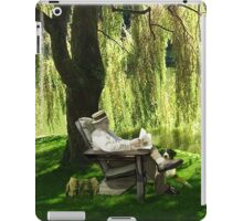 Jung Afternoon iPad Case/Skin