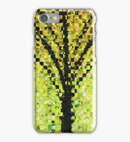 Modern Landscape Art - Pieces 10 - Sharon Cummings iPhone Case/Skin
