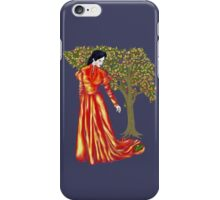 Fall Comes iPhone Case/Skin