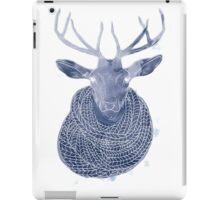 Woolen creature iPad Case/Skin