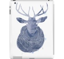 Woolen creature iPad Case/Skin