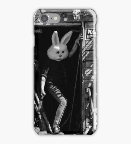 Psycho Bunny 2 iPhone Case/Skin