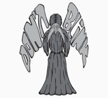 Don't Blink Weeping Angel by Skree