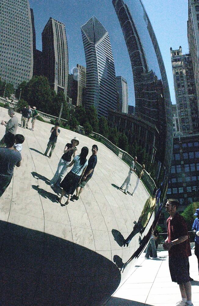 REFLECTIVE CITY by martin venit