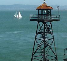 Alcatraz Contradictions by Karen Tregoning