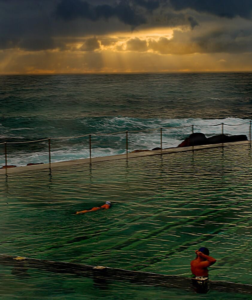 Bronte Baths by Melinda Kerr