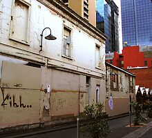 Melbourne Laneway  - In the Heart of it All by CDCcreative