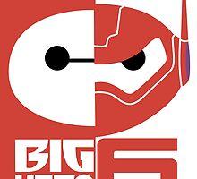 baymax big v2 by carlson123