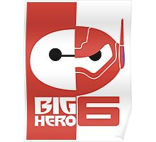 baymax big v2 Poster