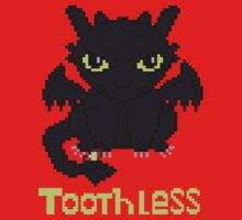 Toothless One Piece - Long Sleeve