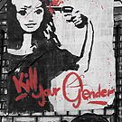 kill your gender by grayscaleberlin