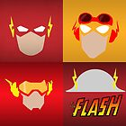 the flashes gen by carlcore