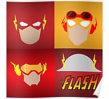 the flashes gen Poster